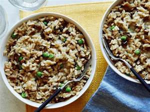 risotto with peas recipe giada de laurentiis