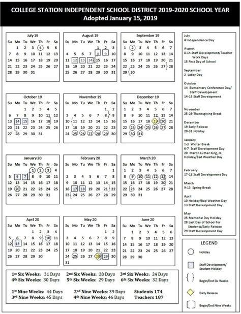 college station school board approves calendar wtaw