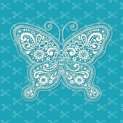 mandala butterflies svg dxf butterfly mandala mandala