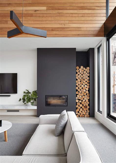 Kamin Modern Design by 15 Modern Fireplace Designs Bluesky Interior Design