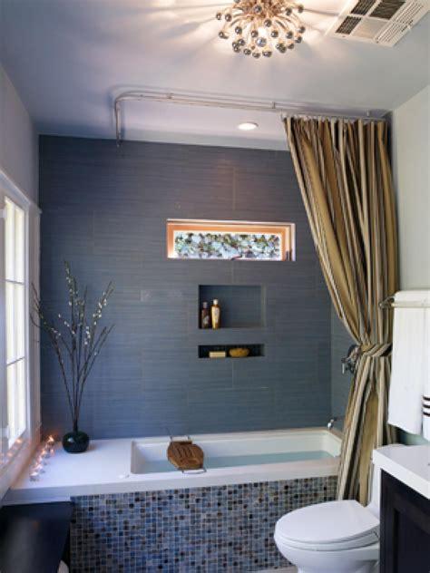 Decorating Ideas Tub Surround by Tub Enclosures Hgtv