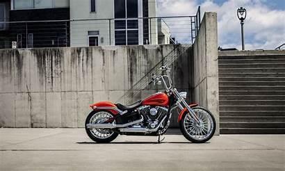 Harley Davidson Breakout Background Wallpapers