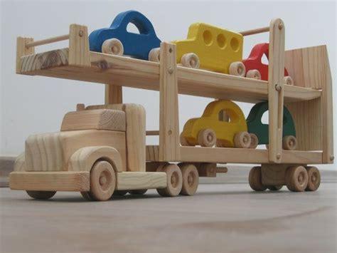 images  toy wood trucks  pinterest