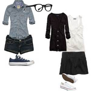 Cute Nerd Day Outfits for Girls
