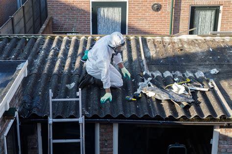 asbestos roofing harmful health hazards asbestos removal