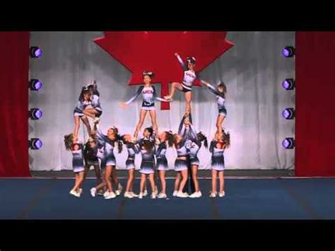 Ce Nationals 2013  Sy2  Ultimate Canadian Cheer