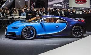 2017 Bugatti Chiron Official Photos and Info – News – Car ...  Bugatti