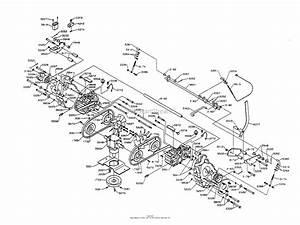 Dixon Ztr 5601  1997  Parts Diagram For T Hydrostats