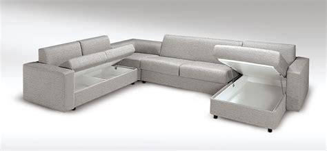 vente privée canapé d angle canapé d 39 angle design convertible en lit roma