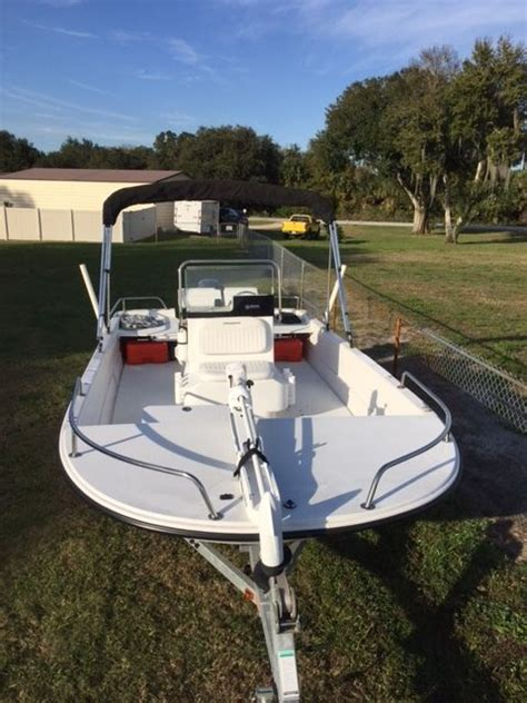 Triumph Skiff Boats For Sale by Triumph Skiff 2011 For Sale For 14 700 Boats From Usa