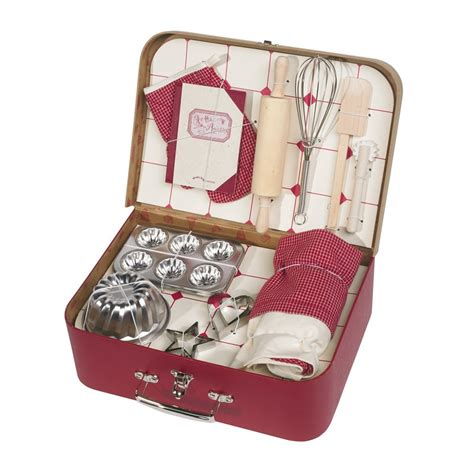 cuisine moulin roty valise pâtisseries moulin roty jeux jouets loisirs