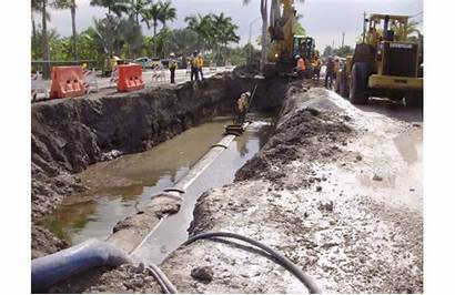 Miami Water Sewer Dade Authority Solution Gumpertz