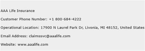 Aaa car insurance reviews and complaints. AAA Life Insurance Number | AAA Life Insurance Customer Service Phone Number | AAA Life ...