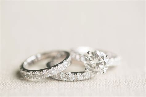 when not to wear your engagement or wedding rings inside weddings
