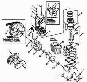 Ingersoll Rand Air Compressor Parts Diagram