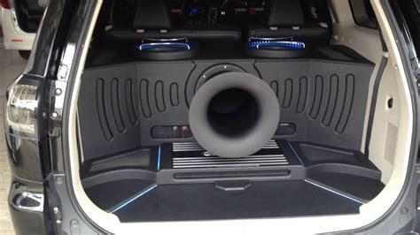 paket audio mobil pajero sq loud prokick pk   prokick  innovation car audio