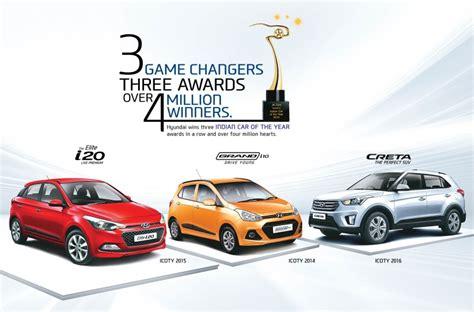 Hyundai Marketing by Hyundai Launched Indian Car Of The Year Jai Ho