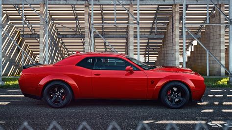 First Look: 2018 Dodge Challenger SRT Demon   Canadian