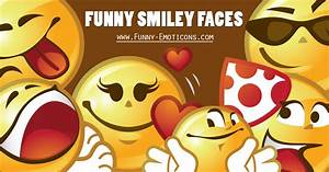 Funny Smiley Faces for Facebook Timeline, Chat, Email, SMS ...