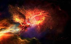 Phoenix from Nebula - fractalius by Tom-in-Silence on ...