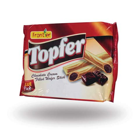 SNF33 Frontier Topfer Chocolate Wafer Stick 100g - 360 ...