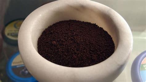 Kühlschrank Geruch Beseitigen by Geruch Im K 252 Hlschrank Mit Kaffeepulver Bek 228 Mpfen Frag Mutti