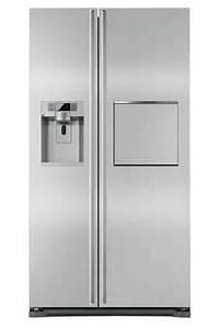 Frigo Americain Profondeur 50 Cm : refrigerateur americain samsung rs61782gdsp darty ~ Melissatoandfro.com Idées de Décoration