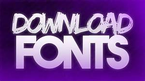 How To Download  U0026 Install Fonts Onto Photoshop  Microsoft