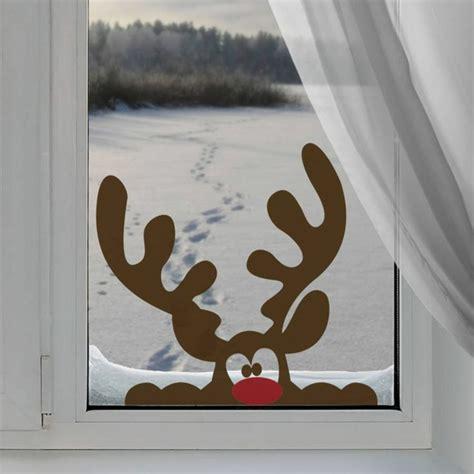 Weihnachtsdeko Fenstersticker by Kreative Ideen F 252 R Eine Festliche Fensterdeko Zu Weihnachten