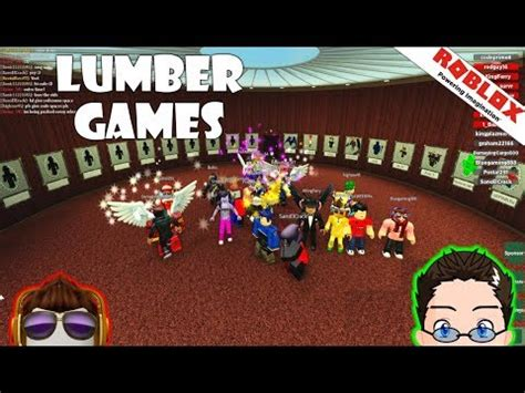 roblox lumber games  discord pc conference