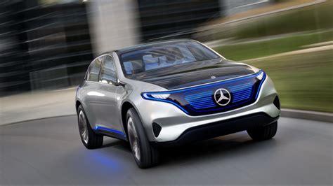 Mercedes Benz Generation Eq Antecipa O Primeiro Eltrico