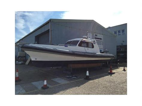Cabin Rib Boats by 10m Cabin Rib In Hshire Boats Used 55054