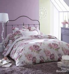 Parure De Lit Romantique : 1000 images about chambre shabby so romantique on pinterest pastel shabby chic and fabrics ~ Teatrodelosmanantiales.com Idées de Décoration