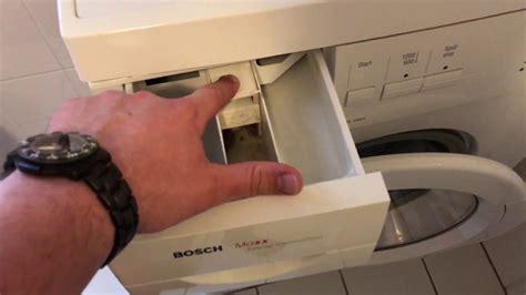 Einspülkasten Waschmaschine Reinigen by Miele Waschmaschine Luftfalle Reinigen Whirlpool Awo 5140