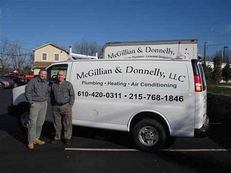 Mc Gillian & Donnelly Llc Heating, Air Conditioning And