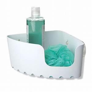 Eckregal Weiß Bad : duschablage duschregal wei eckregal badregal wei kunststoff ohne bohren bad wc ebay ~ Markanthonyermac.com Haus und Dekorationen
