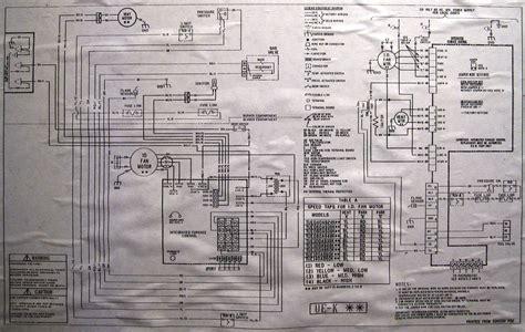 trane xe80 wiring schematic trane xe90 furnace parts