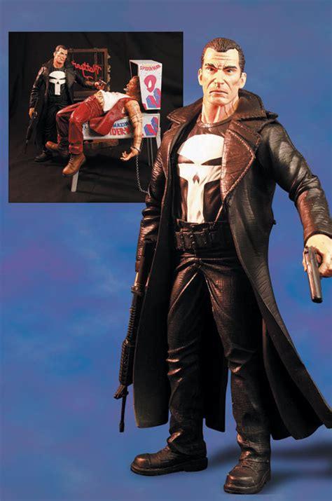 punisher action figure marvel select