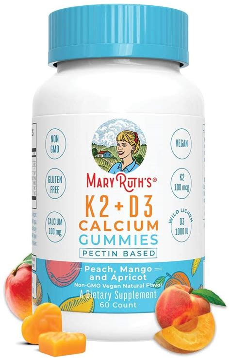 They support healthy bones and ligaments which promote normal joint function. best vitamin d3 and k2 supplement review in 2020 - Go ...