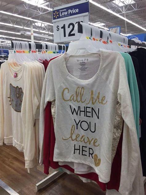 call    leave    tacky shirts