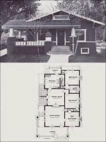 bungalow style floor plans 1920s craftsman bungalow house plans