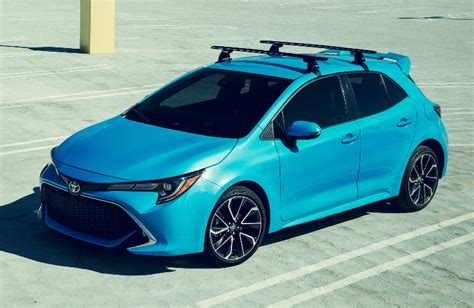 Toyota Corolla Cost by How Much Does The 2019 Toyota Corolla Hatchback Cost