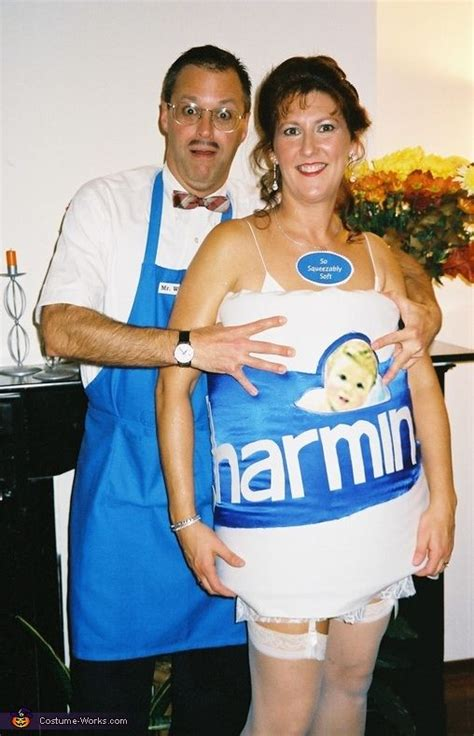 charmin  whipple halloween costume contest