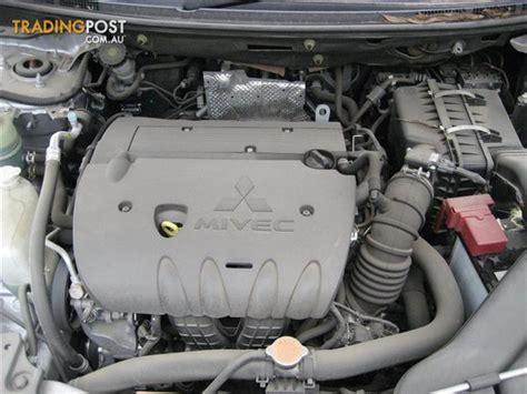 how cars run 2009 mitsubishi lancer spare parts catalogs mitsubishi lancer cj 2009 2lt 4b11 engine low km