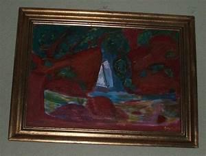 Acrylfarben Auf Holz : cala sant vicente acrylfarbe auf holz cala sant vicente malerei acrylmalerei von g2107 bei ~ Orissabook.com Haus und Dekorationen