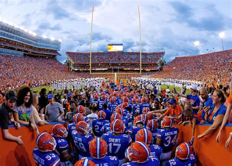 The Kickoff Time For Florida vs. LSU Has Changed