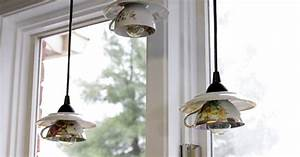 Teacup pendant shades hometalk