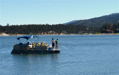 Boat Rentals In Big Bear by Boating Fishing In Big Bear Lake A Handy Guide