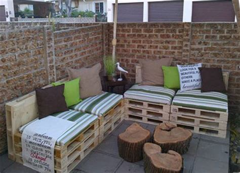 build outdoor furniture pallets modern home exteriors