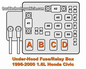 98 Honda Civic Ex Fuse Box Diagram